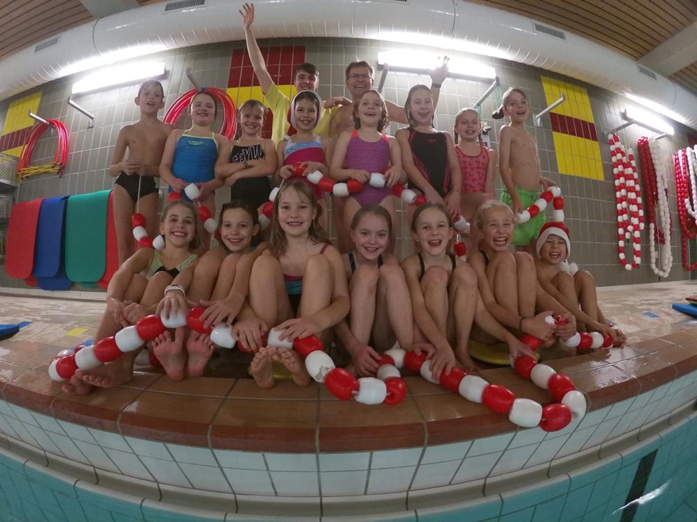 Schwimmgruppe 2019-2020